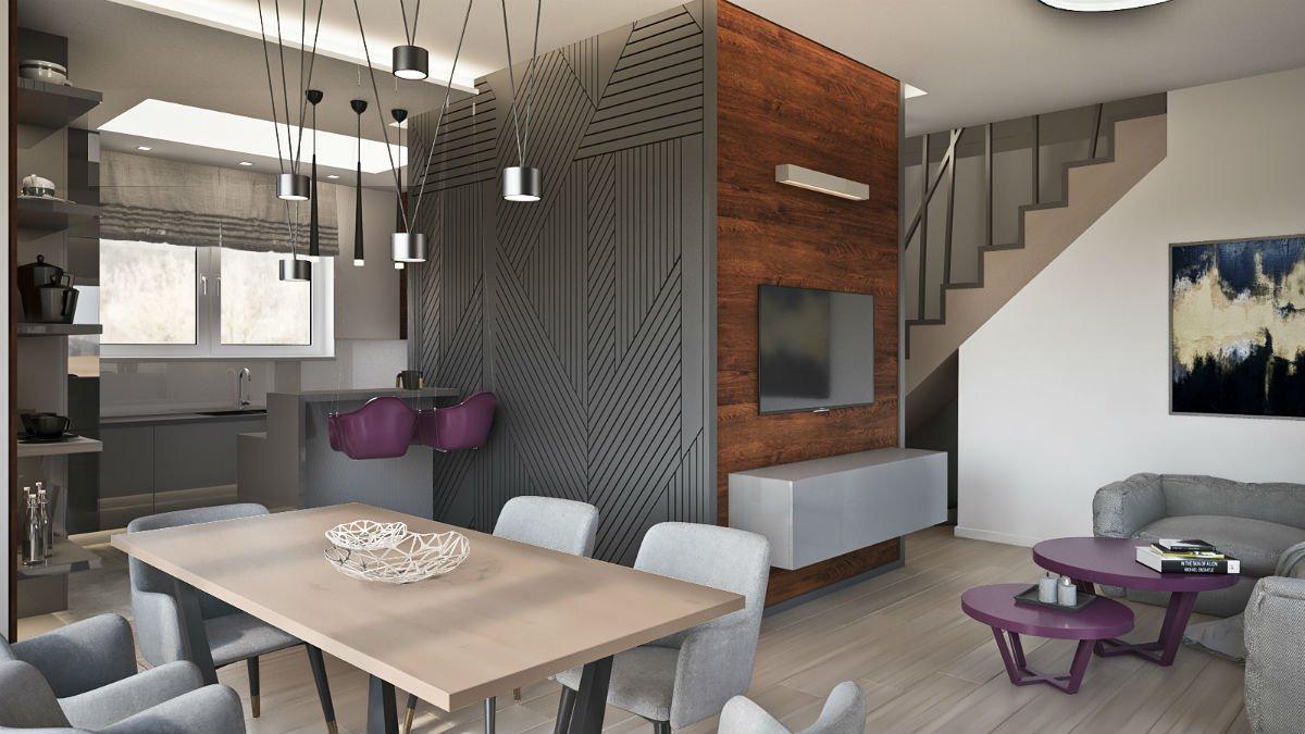 nowoczesny dom kuchnia