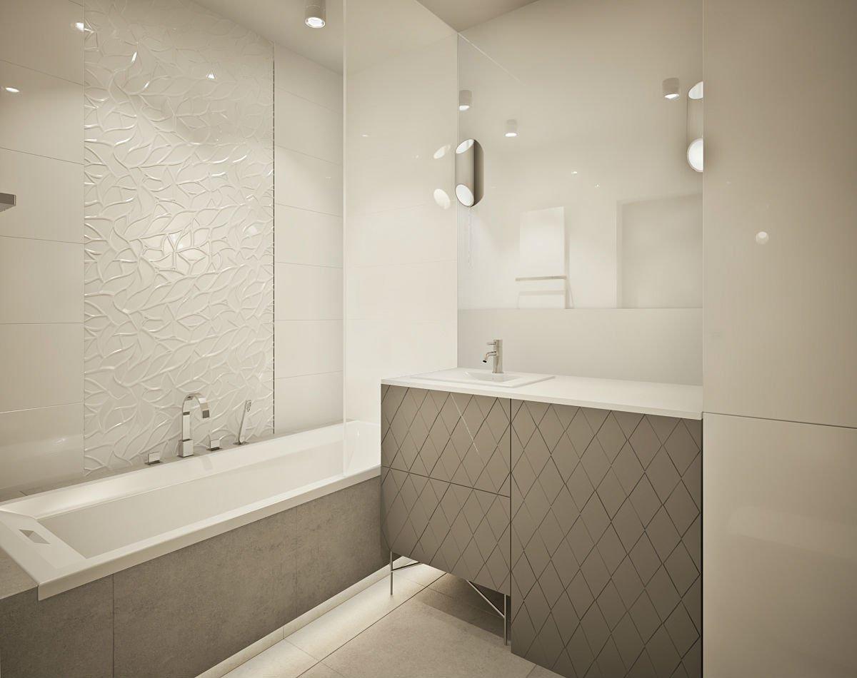 mieszkanie w centrum Warszawy łazienka
