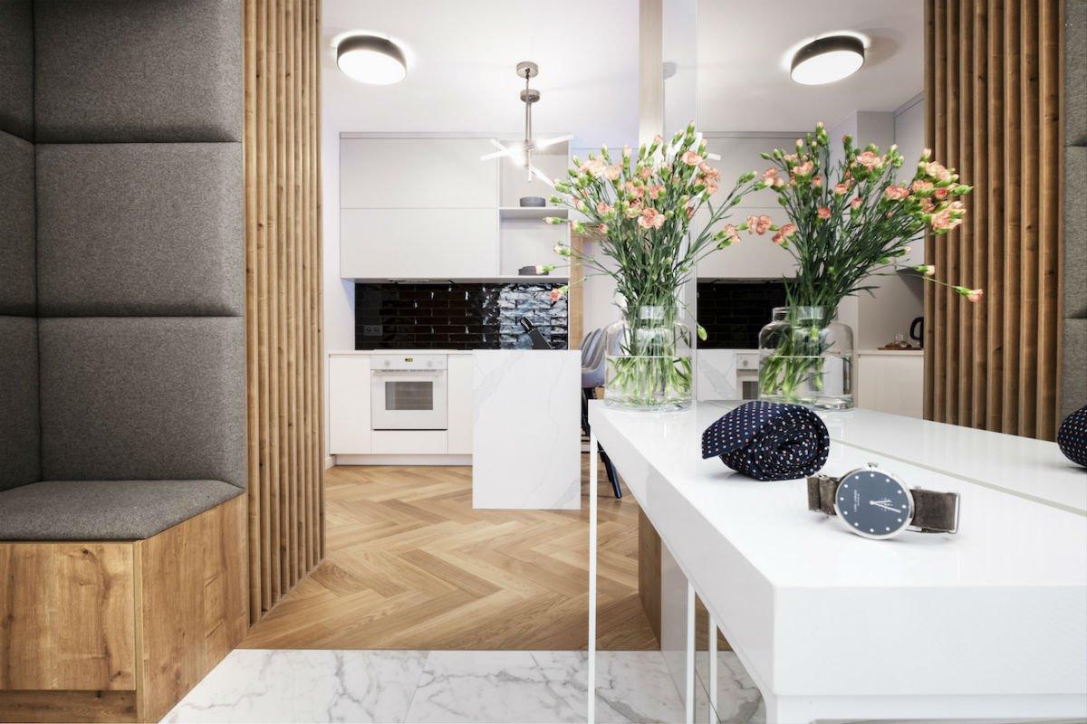 nowoczesny apartament mennica